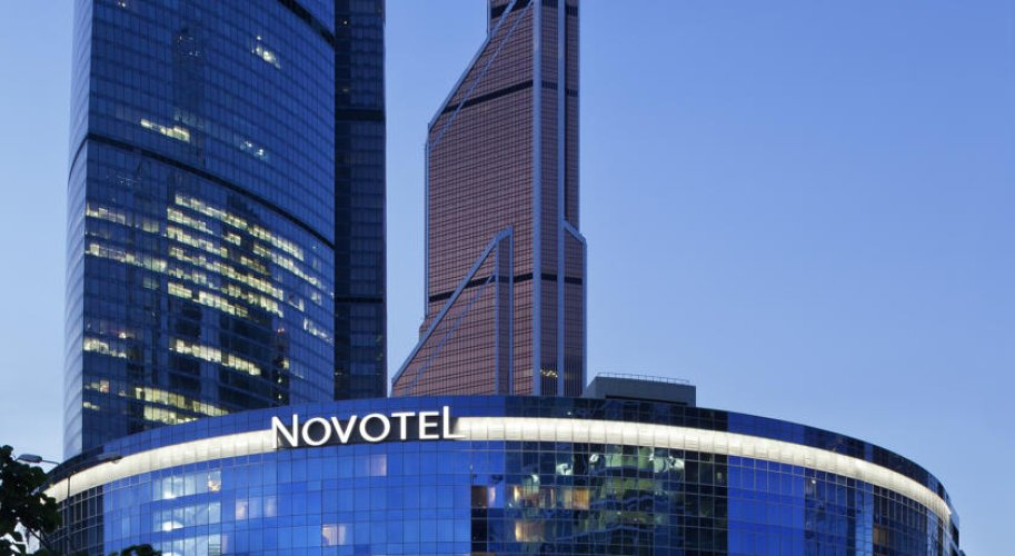 Accommodations in Russia - Novotel Moscow City