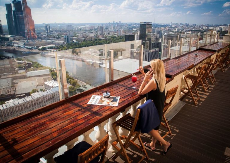 Places to enjoy the best views of Moscow