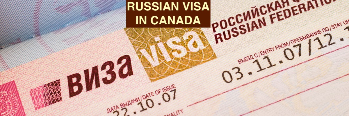 Russian Visa in Canada - Featured image