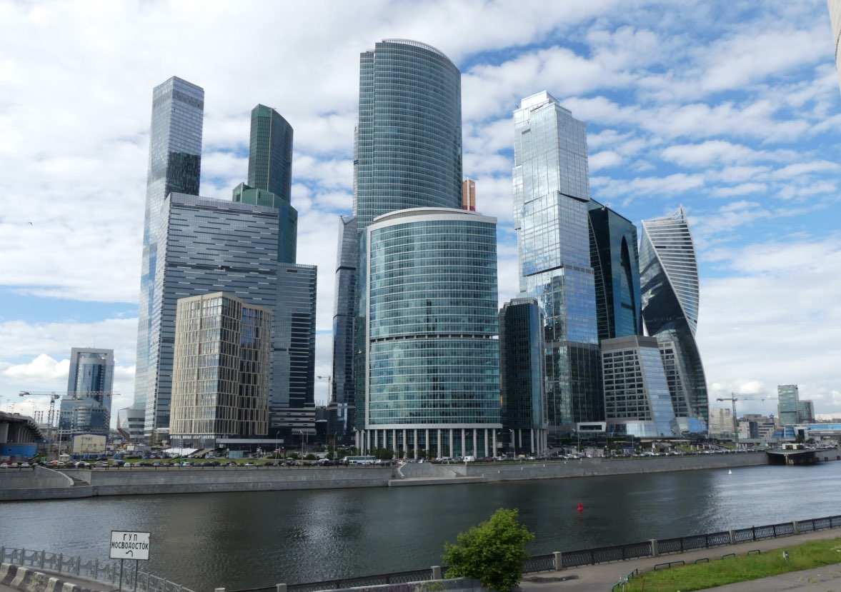 Moscow City - Featured Image