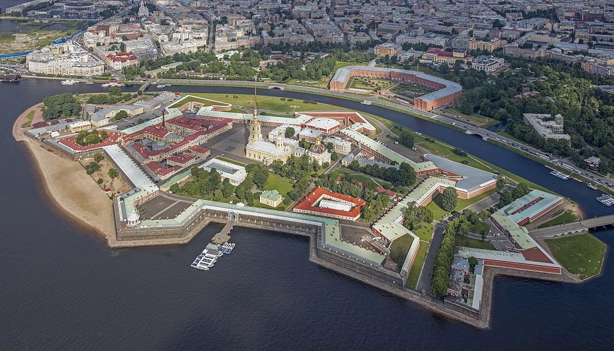 Peter and Paul Fortress in St Petersburg - Featured Image