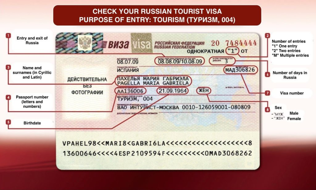Check-Russian-visa-data