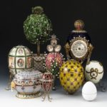 Faberge Museum in Saint-Petersbourg